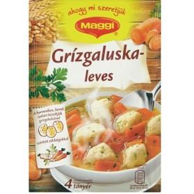 Maggi Grizgaluska-leves Soup Mix 59g