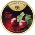 Cavendish & Harvey Sour Cherry Drops 200g