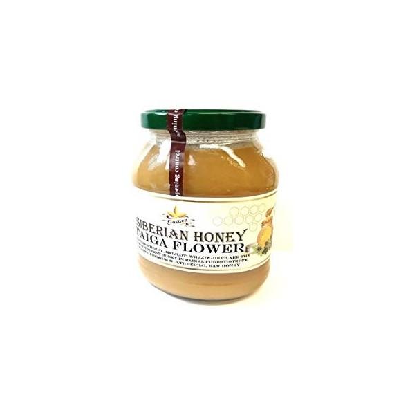 Siberian Honey Taiga Flower 1000g