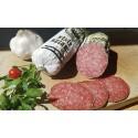 Romanian Brand Salam De Sibiu approx 0.75 lbs salami