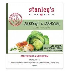 Original Sauekraut & Mushrooms Pierogi 14 oz