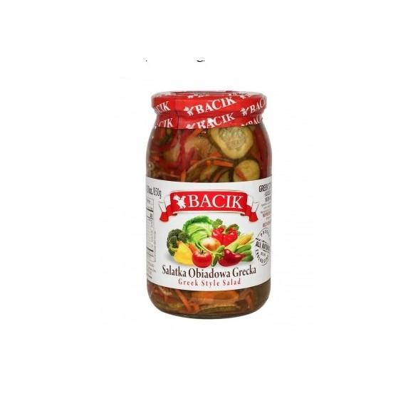 Bacik Balkan Style Vegetable Salad 30oz/850g