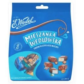 E.Wedel chocolate covered candies 356g / Mieszanka Wedlowka