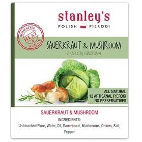 Stanley's Pierogi Ruskie Potato & Cheese Pierogi 16 oz