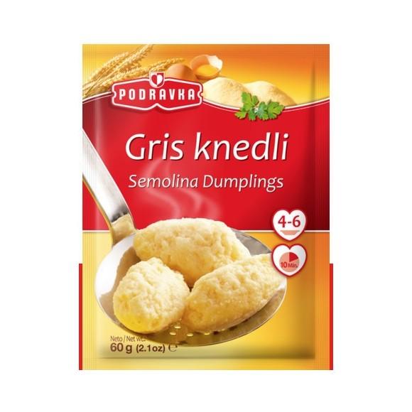 Podravka Vegetable Soup with semolina dumplings 58g, 2,0oz