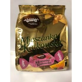 Wawel Chocolate Coated Jelly Sweets 350g/12.34oz