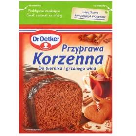 Dr. Oetker Spice for Gingerbread, Przyprawa Korzenna 40g