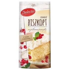 Delecta Sponge Cake, Biszkopt 380g