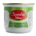 Scandia Sibiu Vegetarian Pate with Mushrooms 200g