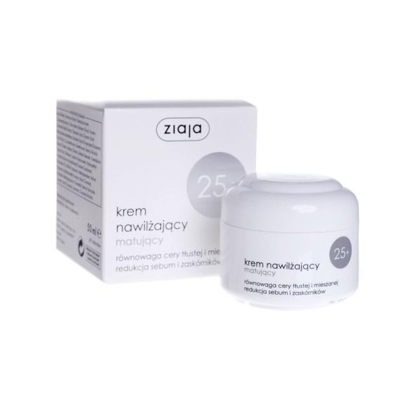 Ziaja moisturizing cream