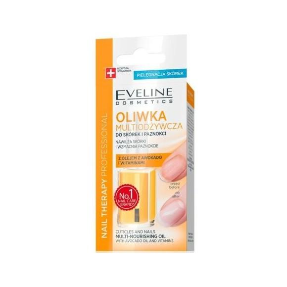 Eveline Cuticles and Nails Multi-Nourishing Oil