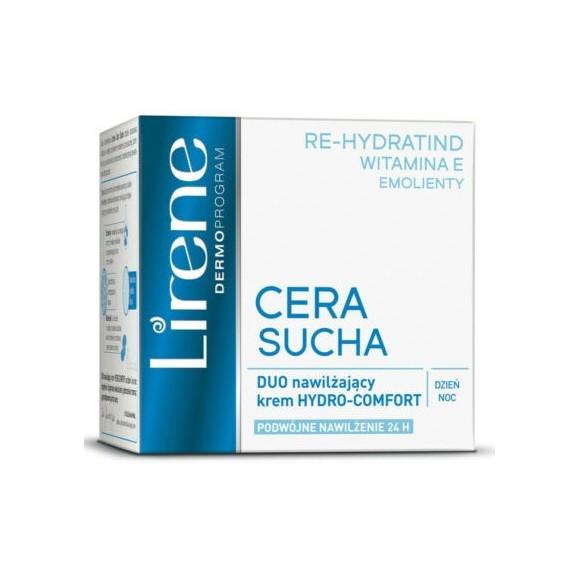 Lirene Dry Skin DUO Moisturizing Cream 50ml