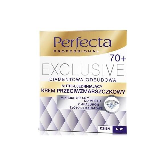 Perfecta Exclusive Anti-Wrinkle Nutri-Firming 70+ 50ml