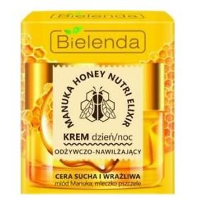 Bielenda Manuka Honey Nutri Elixir Day and Night Cream 50ml