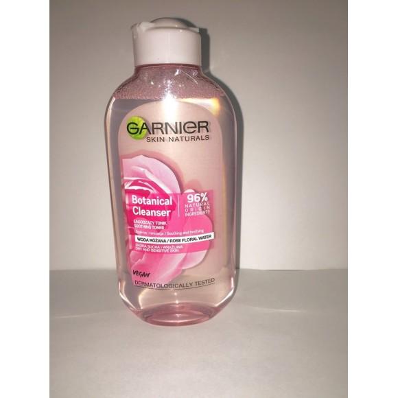 Garnier Botanical Cleanser Rose Floral Water 200ml
