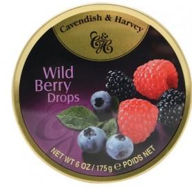 Cavendish & Harvey Wild Berry Drops 175g