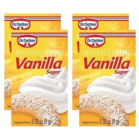 Dr.Oetker Vanillin sugar 4 x 0,32 oz