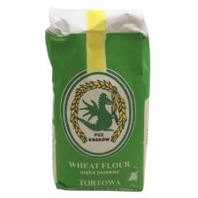 PZZ Krakow Wheat Flour Tortowa 1kg