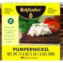 Schlunder Pumpernickel Bread 500g