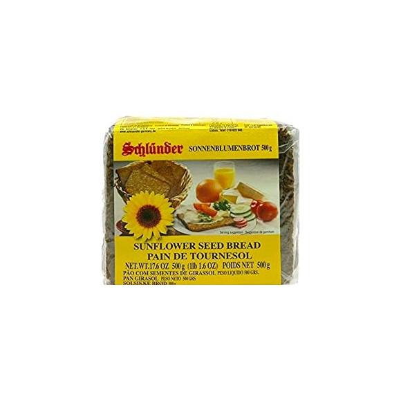 Schlunder Sunflower Bread 500g