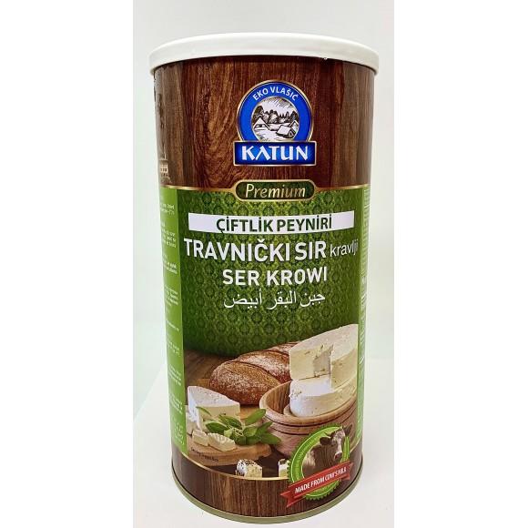Katun Goat Cheese in Brine 400g