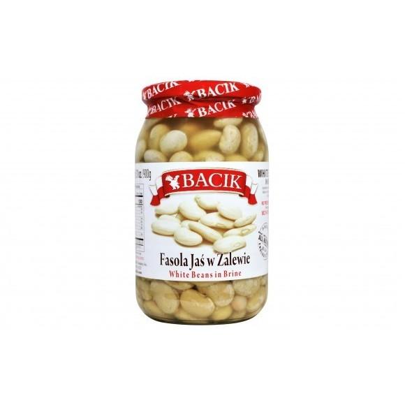 Raureni Yellow Bean Pods in Brine 690g