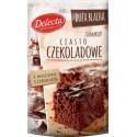 Delecta Big Pan Chocolate Cake 670g