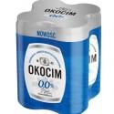Okocim 4x500 mL Alcohol Free Beer