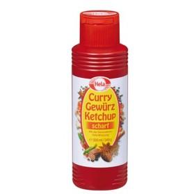 Hela Gewurz Ketchup Curry Scharf 300 ml/348g