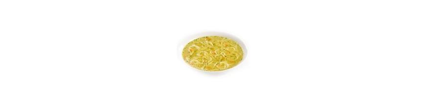 Soups, Mixes & Soup Bases